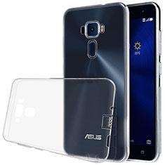Ultra-thin Transparent Gel Soft Case for Asus Zenfone 3 ZE552KL Clear