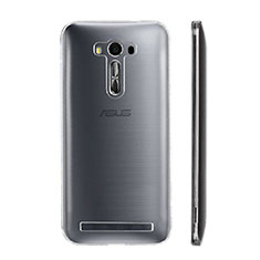Ultra-thin Transparent Gel Soft Case for Asus Zenfone Selfie ZD551KL Clear