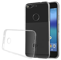 Ultra-thin Transparent Gel Soft Case for Google Pixel Clear