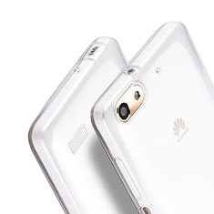 Ultra-thin Transparent Gel Soft Case for Huawei G Play Mini Clear