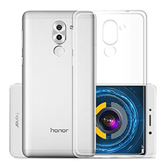 Ultra-thin Transparent Gel Soft Case for Huawei GR5 (2017) Clear