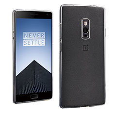 Ultra-thin Transparent Gel Soft Case for OnePlus 2 Clear