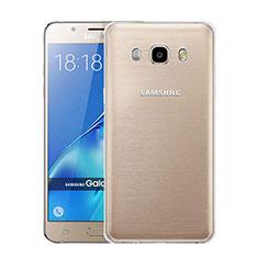 Ultra-thin Transparent Gel Soft Case for Samsung Galaxy J5 (2016) J510FN J5108 Clear