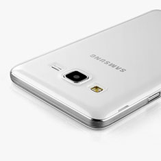 Ultra-thin Transparent Gel Soft Case for Samsung Galaxy On5 Pro Clear