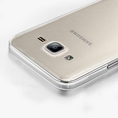 Ultra-thin Transparent Gel Soft Case for Samsung Galaxy On7 G600FY Clear