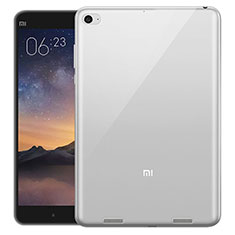 Ultra-thin Transparent Gel Soft Case for Xiaomi Mi Pad 2 Clear