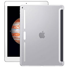 Ultra-thin Transparent Gel Soft Cover for Apple iPad Pro 12.9 White