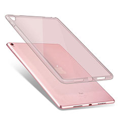 Ultra-thin Transparent Gel Soft Cover for Apple iPad Pro 9.7 Pink
