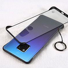 Ultra-thin Transparent Matte Finish Case H05 for Huawei Mate 20 Black
