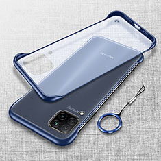 Ultra-thin Transparent Matte Finish Case U01 for Huawei P40 Lite Blue