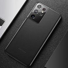 Ultra-thin Transparent Matte Finish Case U01 for Samsung Galaxy S21 Ultra 5G Gray