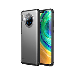 Ultra-thin Transparent Matte Finish Case U02 for Huawei Mate 30 Pro 5G Black