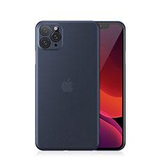 Ultra-thin Transparent Matte Finish Case U03 for Apple iPhone 11 Pro Max Blue