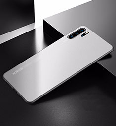 Ultra-thin Transparent Matte Finish Cover Case for Huawei P30 Pro White