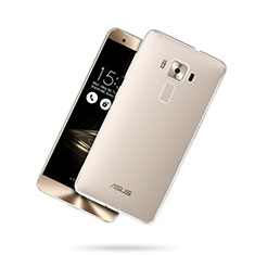 Ultra-thin Transparent TPU Soft Case Cover for Asus Zenfone 3 Deluxe ZS570KL ZS550ML Clear