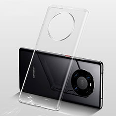 Ultra-thin Transparent TPU Soft Case Cover for Huawei Mate 40 Pro+ Plus Clear