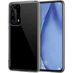 Ultra-thin Transparent TPU Soft Case Cover for Huawei P40 Pro+ Plus Clear