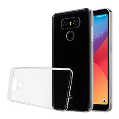 Ultra-thin Transparent TPU Soft Case Cover for LG G6 Clear