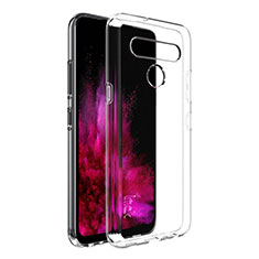 Ultra-thin Transparent TPU Soft Case Cover for LG K41S Clear