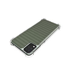 Ultra-thin Transparent TPU Soft Case Cover for LG K42 Clear