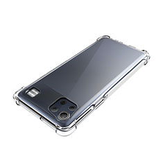 Ultra-thin Transparent TPU Soft Case Cover for LG K92 5G Clear