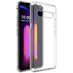 Ultra-thin Transparent TPU Soft Case Cover for LG V60 ThinQ 5G Clear