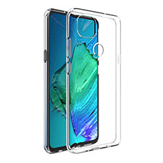 Ultra-thin Transparent TPU Soft Case Cover for Motorola Moto G 5G Clear
