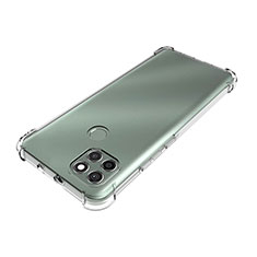 Ultra-thin Transparent TPU Soft Case Cover for Motorola Moto G9 Power Clear