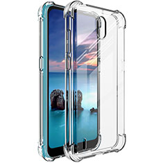Ultra-thin Transparent TPU Soft Case Cover for Nokia 1.3 Clear