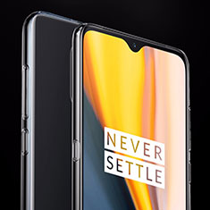 Ultra-thin Transparent TPU Soft Case Cover for OnePlus 7 Clear
