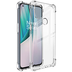 Ultra-thin Transparent TPU Soft Case Cover for OnePlus Nord N10 5G Clear