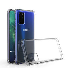 Ultra-thin Transparent TPU Soft Case Cover for Samsung Galaxy S20 Plus 5G Clear