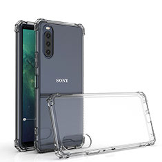 Ultra-thin Transparent TPU Soft Case Cover for Sony Xperia 10 II Clear