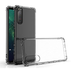 Ultra-thin Transparent TPU Soft Case Cover for Sony Xperia 5 II Clear