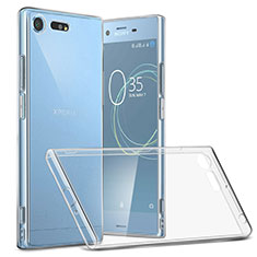 Ultra-thin Transparent TPU Soft Case Cover for Sony Xperia XZ Premium Clear