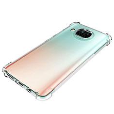 Ultra-thin Transparent TPU Soft Case Cover for Xiaomi Mi 10T Lite 5G Clear