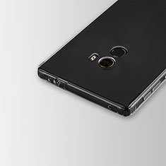 Ultra-thin Transparent TPU Soft Case Cover for Xiaomi Mi Mix Clear