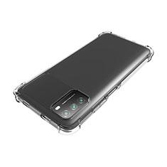 Ultra-thin Transparent TPU Soft Case Cover for Xiaomi Poco M3 Clear