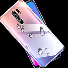 Ultra-thin Transparent TPU Soft Case Cover for Xiaomi Redmi 9 Clear