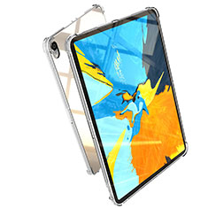 Ultra-thin Transparent TPU Soft Case Cover H01 for Apple iPad Pro 11 (2018) Clear