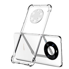 Ultra-thin Transparent TPU Soft Case Cover H01 for Huawei Mate 40 Pro+ Plus Clear