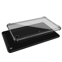 Ultra-thin Transparent TPU Soft Case Cover H01 for Xiaomi Mi Pad 4 Gray