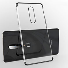 Ultra-thin Transparent TPU Soft Case Cover H02 for OnePlus 7 Pro Black