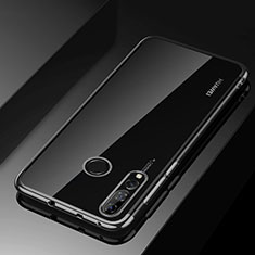 Ultra-thin Transparent TPU Soft Case Cover H03 for Huawei Enjoy 9s Black