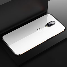 Ultra-thin Transparent TPU Soft Case Cover H03 for OnePlus 6T Black