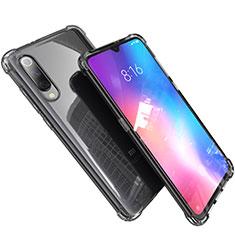 Ultra-thin Transparent TPU Soft Case Cover H03 for Xiaomi Mi 9 Pro 5G Gray