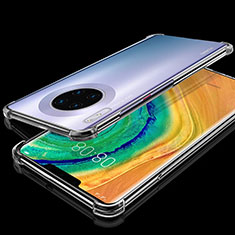 Ultra-thin Transparent TPU Soft Case Cover H04 for Huawei Mate 30 Pro 5G Clear