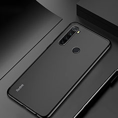Ultra-thin Transparent TPU Soft Case Cover H04 for Xiaomi Redmi Note 8 Black