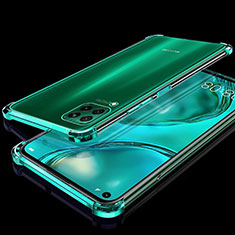Ultra-thin Transparent TPU Soft Case Cover S04 for Huawei P40 Lite Green