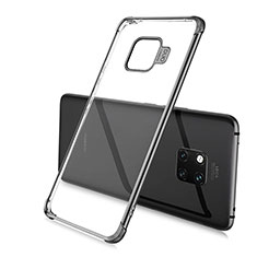 Ultra-thin Transparent TPU Soft Case Cover U02 for Huawei Mate 20 Pro Black